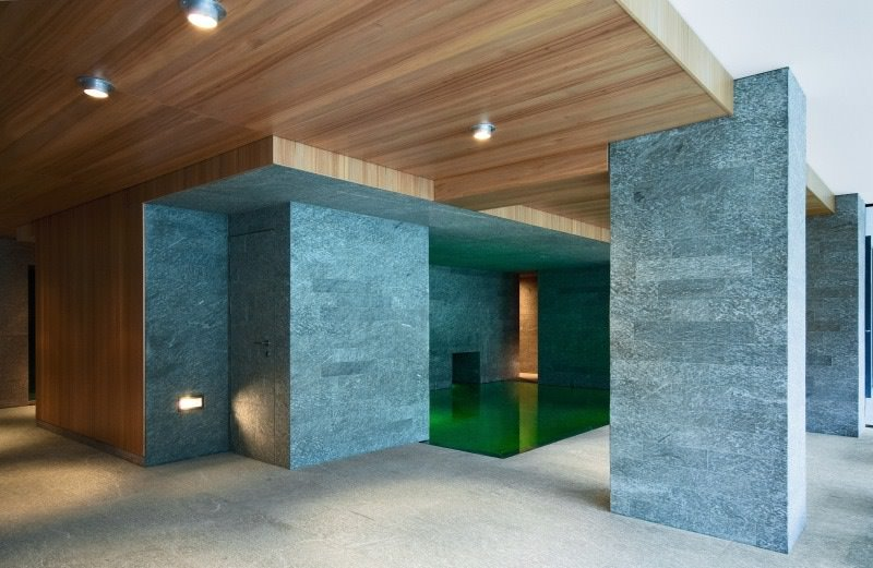 Hotel Alpenhof - Austria - rivestimenti in marmo della Valmalenco