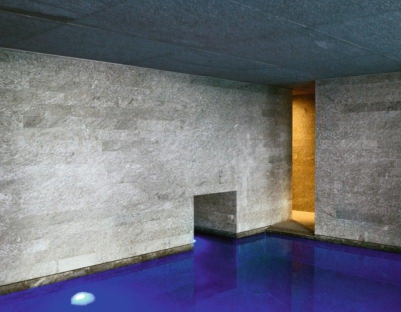 Hotel Alpenhof - Austria - pareti in marmo della Valmalenco