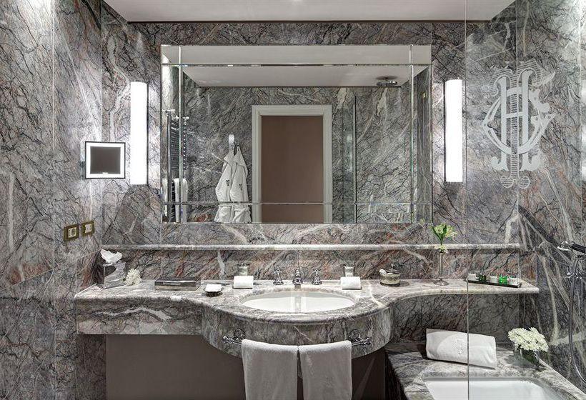 Marmi e lusso presso Grand Hotel Tremezzo