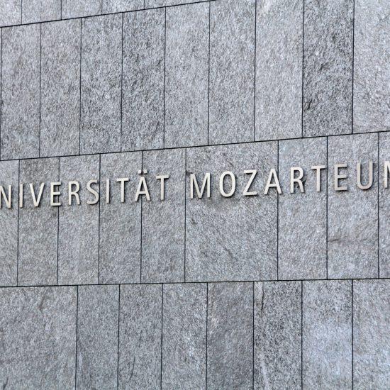 Università austriaca realizzata da Marmi Valmalenco
