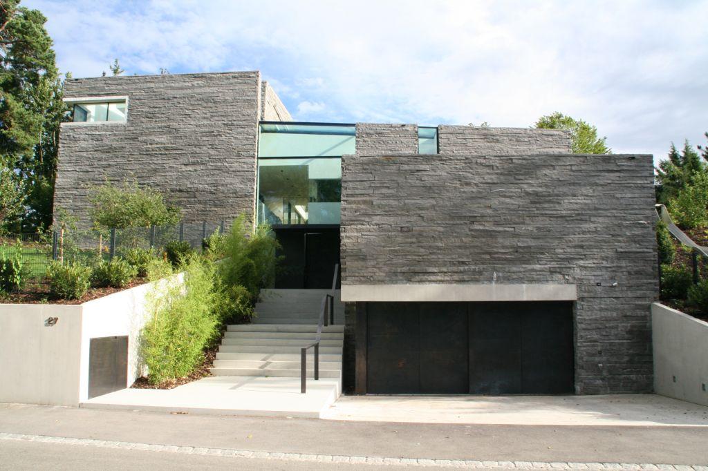 HouseM a Grunwald - Germany - edificio realizzato da Marmi della Valmalenco