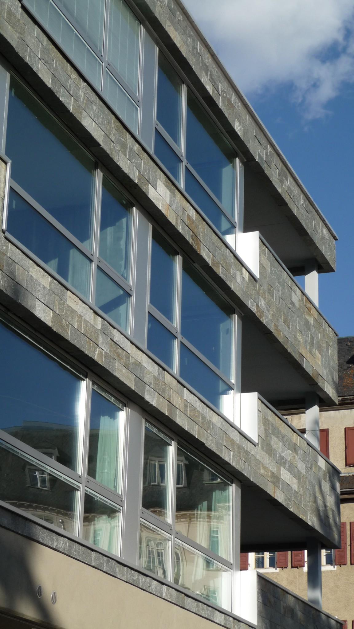 Edifici in marmo della Valmalenco - progetto edifici