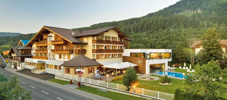 Hotel Alpenhof - Austria - opere realizzate in Marmo