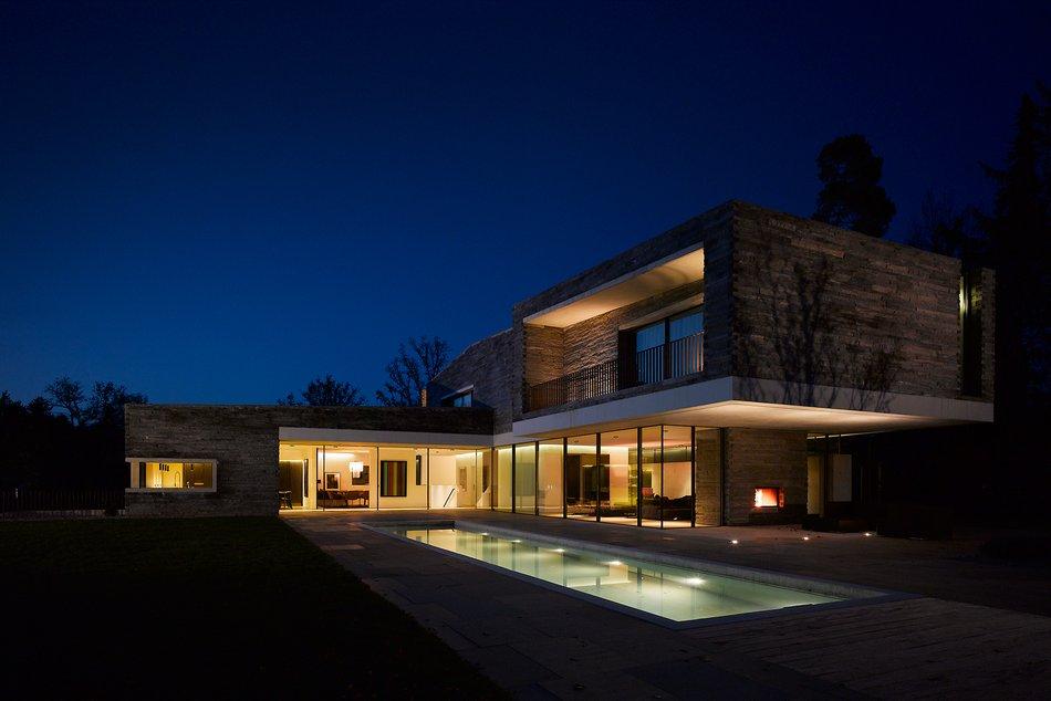 HouseM a Grunwald - Germany - foto esterna edificio in marmo