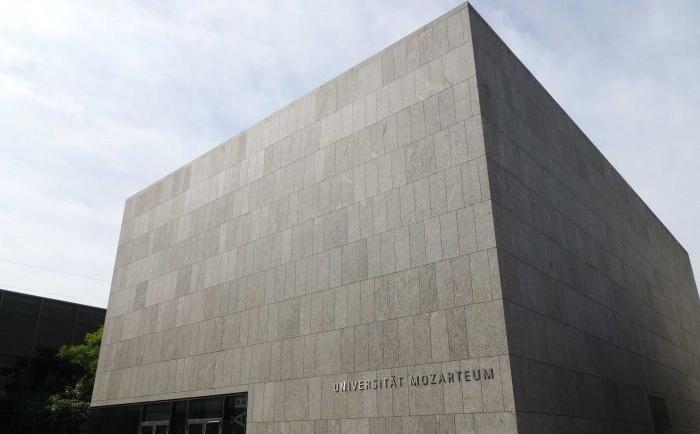 Marmo e graniti della Valmalenco- Universitat Mozarteum