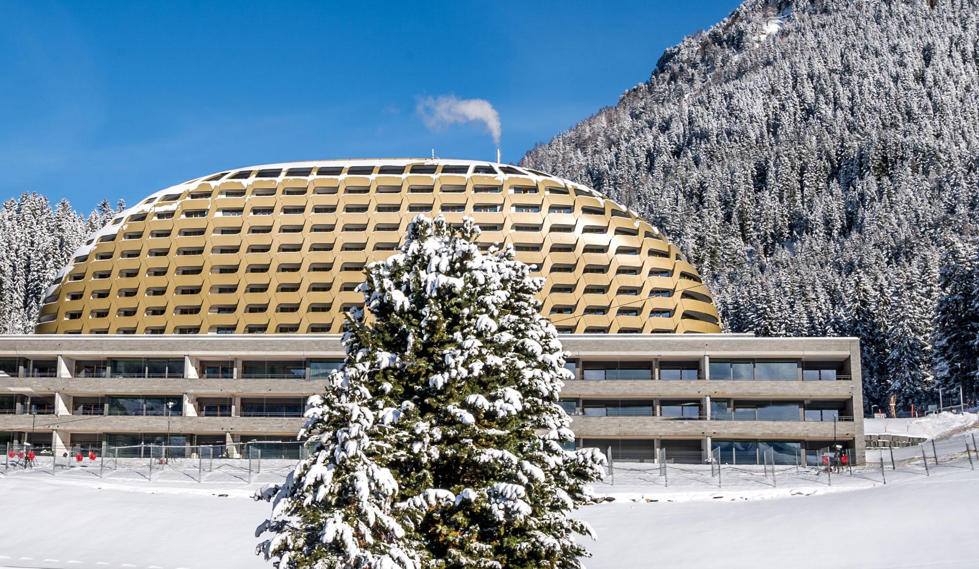 hotel prestigioso a Davos