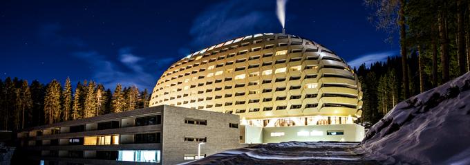 Realizzazioni in marmo e serpentino a Davos
