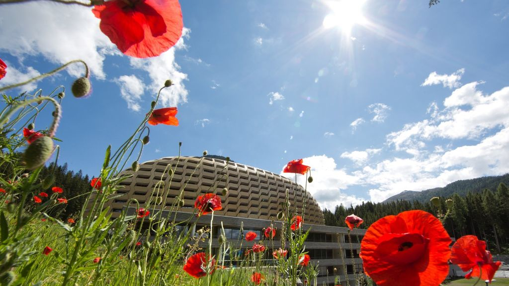 Hotel a Davos: realizzazione interni marmo valmalenco