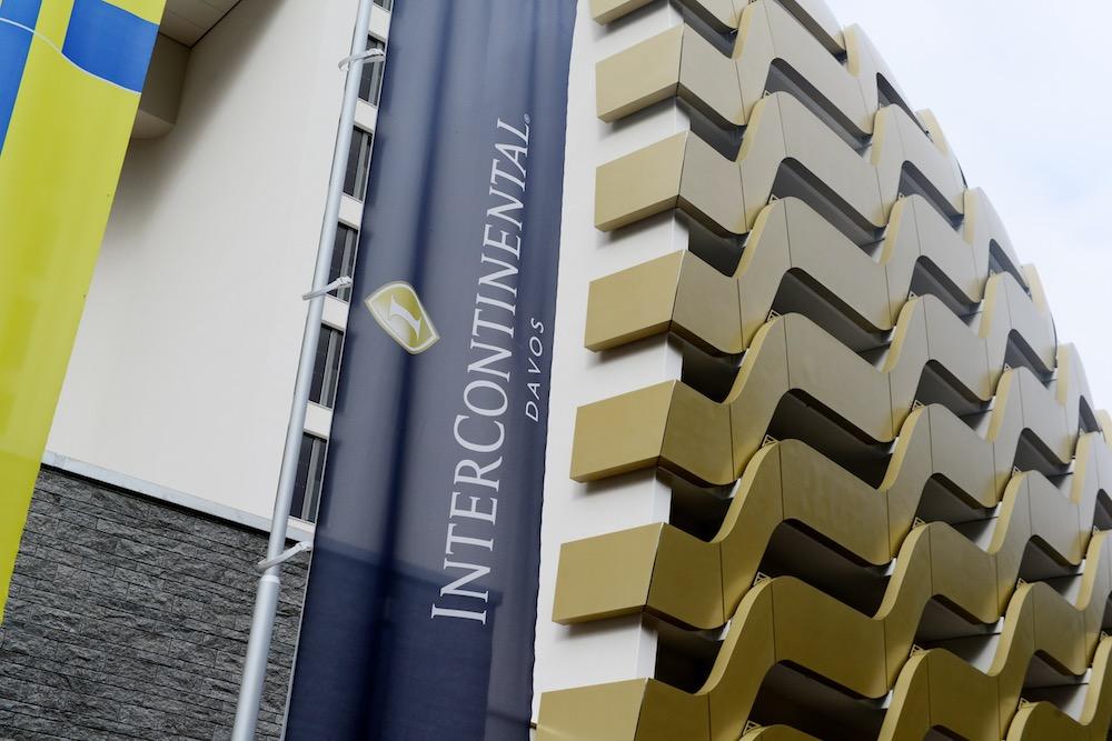 Realizzazioni in marmo all'hotel Intercontinental a Davos