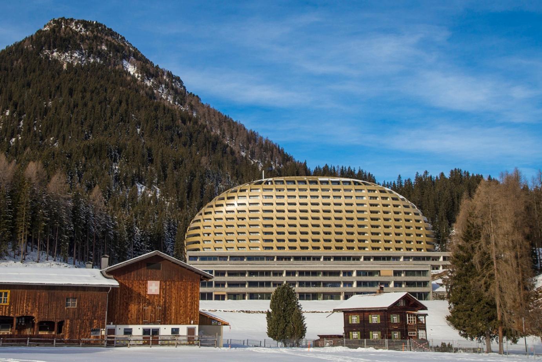 Hotel Intercontinental a Davos - realizzazioni interne in marmo
